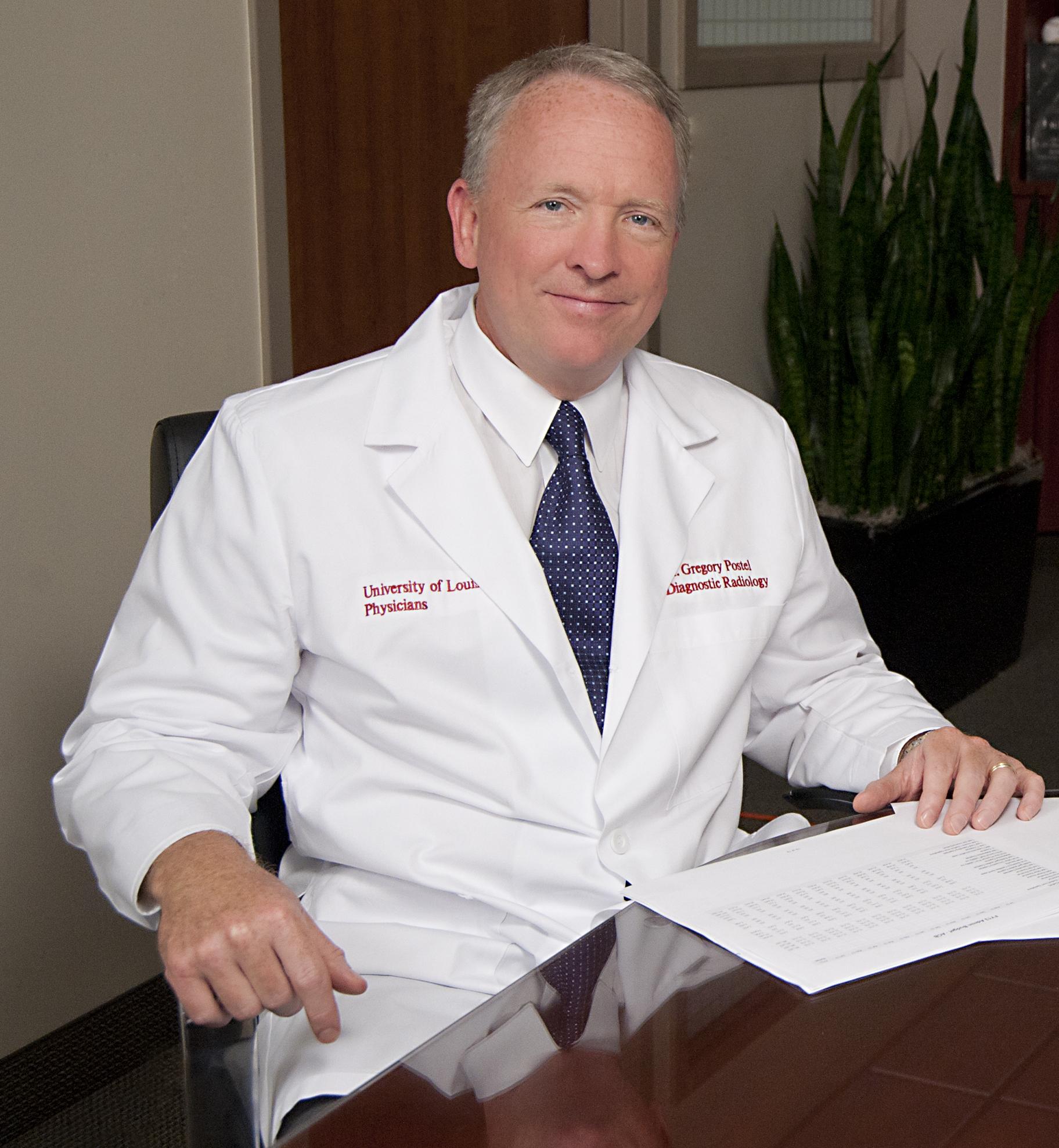 Dr. Gregory Postel - Candid Shot