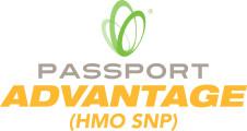 Passport Advantage HMO SNP Logo CMYK