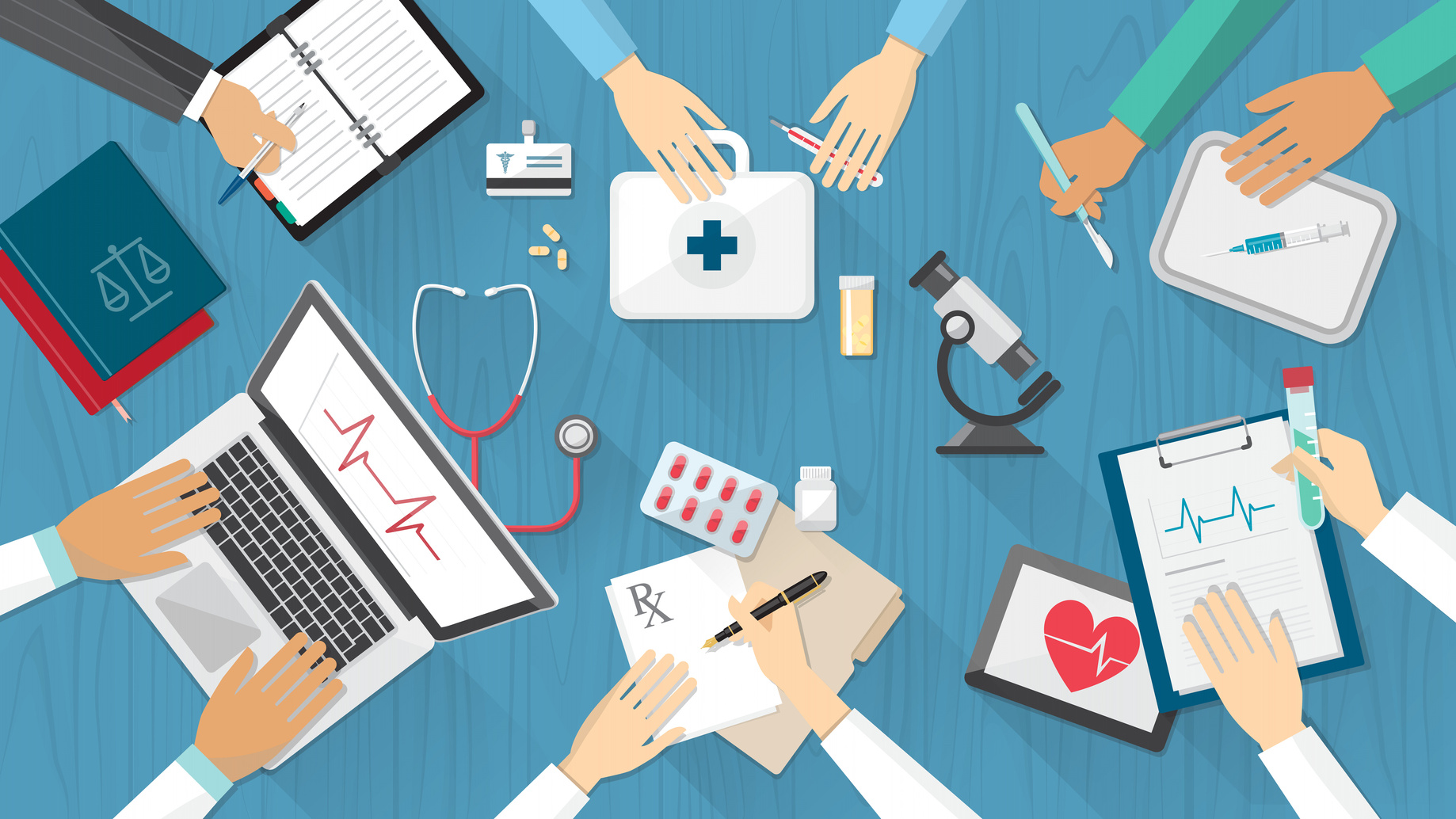 principles of marketing for healthcare organizations Marketing the healthcare plan to program members and one organization had a special challenge with their using targeted marketing strategies to optimize.